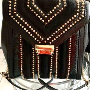 Michael Kors Whitney Mixed Media Backpack